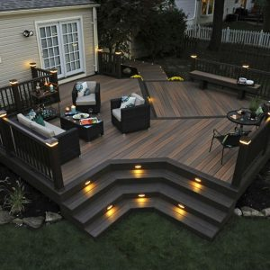 Outdoor Living Materials